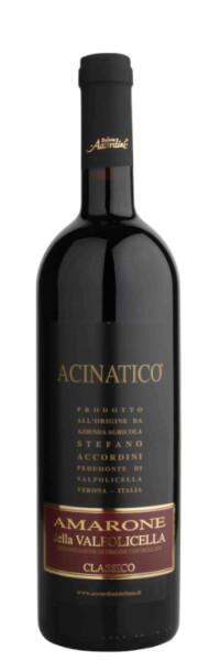 Stefano Accordini ACINATICO Amarone Classico DOC 2014 0,75l