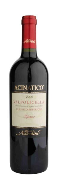 Stefano Accordini ACINATICO Valpolicella Classico Ripasso DOC 2014 0,75l