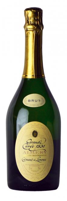 Aimery Sieur d´Arques Grande Cuvée 1531 Cremant de Limoux Brut 0,75l