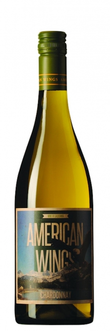 American Wings Chardonnay 2015 0,75l
