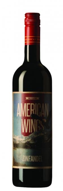 American Wings Zinfandel 2015 0,75l