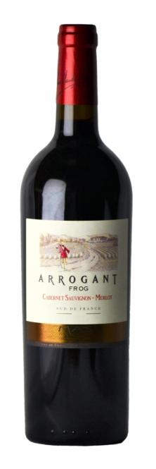 Arrogant Frog - Cabernet - Merlot 2016 0,75l