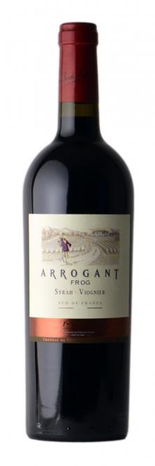 Arrogant Frog - Syrah - Viognier IGP 2016 0,75l
