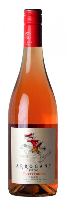 Arrogant Frog TUTTI FRUTTI Rosé Vin de Pays d´Oc 2016 0,75l