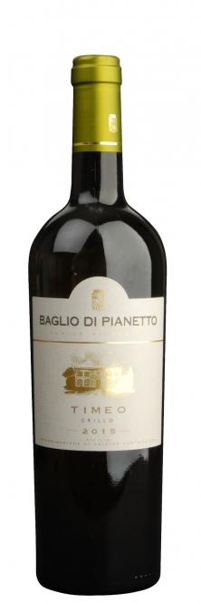Baglio di Pianetto TIMEO Grillo Sicilia IGT 2016 0,75l