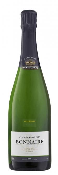 Bonnaire Champagne Grand Cru Blanc de Blancs Vintage Brut 2006 0,75l