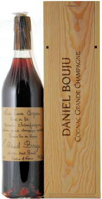 Daniel Bouju Tres vieux Cognac Brut de Fut in HK 0,7l 50% vol.