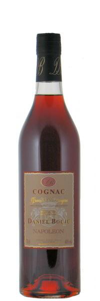 Daniel Bouju Cognac Napoléon Grande Champagne 0,7l 40% vol.