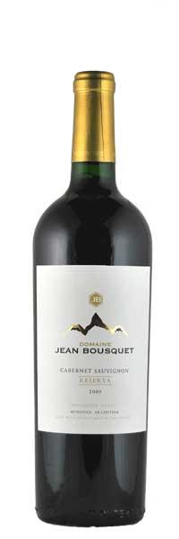 Jean Bousquet Cabernet Sauvignon Reserva Mendoza BIO 2012 0,75l