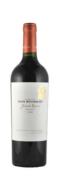 Jean Bousquet Malbec Grande Reserve Mendoza BIO 2014 0,75l