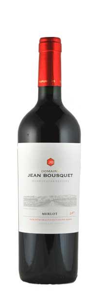 Jean Bousquet Merlot Mendoza BIO 2017 0,75l