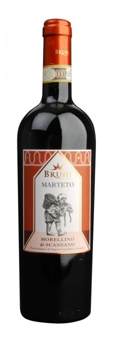 Azienda Bruni MARTETO Morellino di Scansano DOCG 2015 0,75l