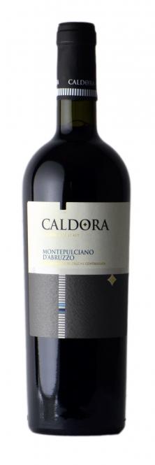 Caldora Montepulciano d´Abruzzo DOC 2015 0,75l