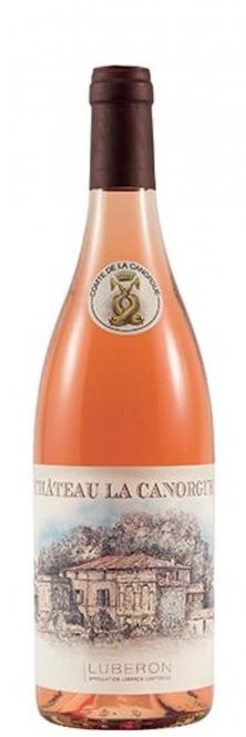 Château la Canorgue Luberon Rosé BIO 2016 0,75l