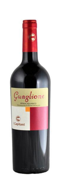 I Capitani AGLIANICO GUAGLIONE Irpinia DOC 2015 0,75l