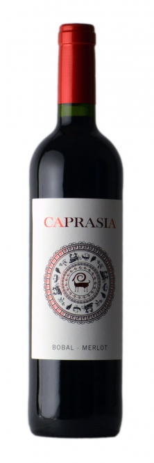 Bodegas Vegalfaro CAPRASIA Bobal - Merlot Utiel-Requena DO 2015 0,75l