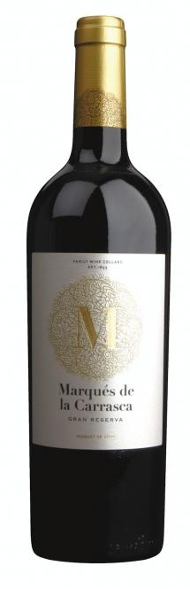 Marques de la Carrasca Gran Reserva DO La Mancha 2009 0,75l