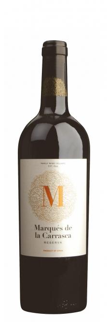 Marques de la Carrasca Reserva DO La Mancha 2012 0,75l