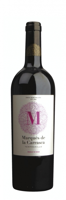 Marques de la Carrasca Tempranillo DO La Mancha 2016 0,75l