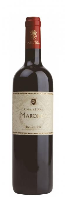 Casa di Terra MARONEA Bolgheri  DOC 2011 0,75l