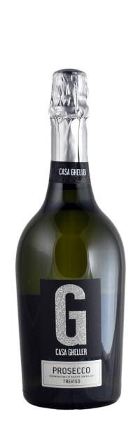 Casa Gheller Prosecco Spumante Brut DOC Treviso 0,75l