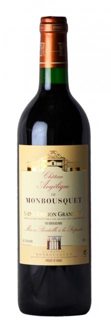 Angelique de Monbousquet St.-Emilion Grand Cru AOC 2003 0,75