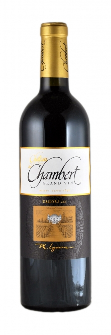 Château de Chambert Grand Vin AOC Cahors 2009 0,75l