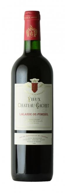 Vieux Château Gachet AOC Lalande de Pomerol 2009 0,75l