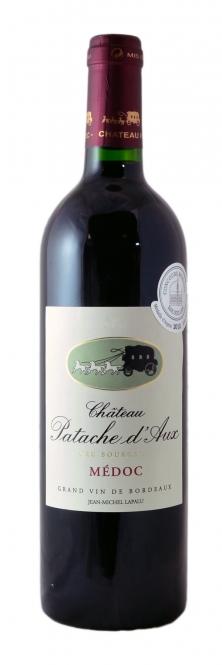 Château Patache d´Aux Cru Bourgeois Medoc 2010 0,75l
