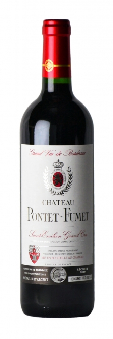 Château Pontet-Fumet St.-Emilion Grand Cru 2011 0,75l