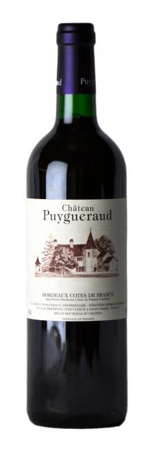 Château Puygueraud Côtes de Francs 2005 0,75l