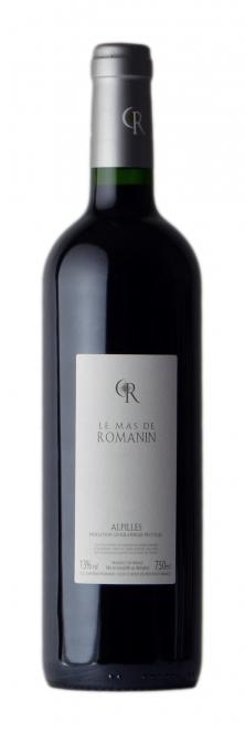 Château Romanin LE MAS DE ROMANIN Rouge IGP Alpilles 2014 0,75l