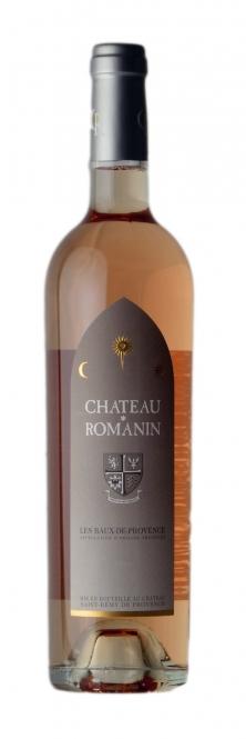Château Romanin Rosé AOC Les-Baux-de-Provence 2014 0,75l