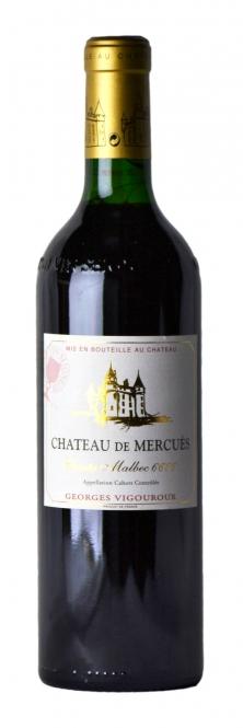 Château de Mercuès 6666 PRESTIGE Cahors AOC 2011 0,75l