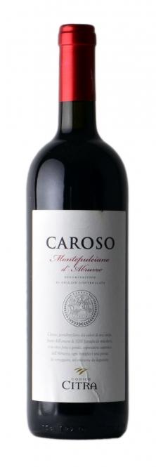 Citra CAROSO Montepulciano d´Abruzzo Riserva DOC 2011 0,75l