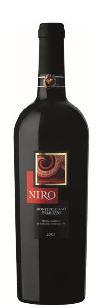 Citra NIRO Montepulciano d´Abruzzo DOC 2015 0,75l