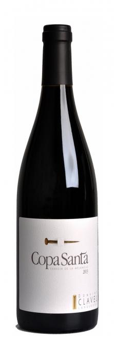 Domaine Clavel COPA SANTA Languedoc AOC BIO 2014 0,75l