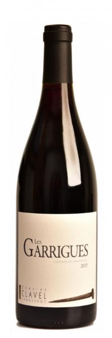 Domaine Clavel LES GARRIGUES Languedoc AOC BIO 2015 0,75l