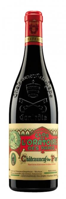 Clos de l´Oratoire des Papes Châteauneuf du Pape 2014 0,75l
