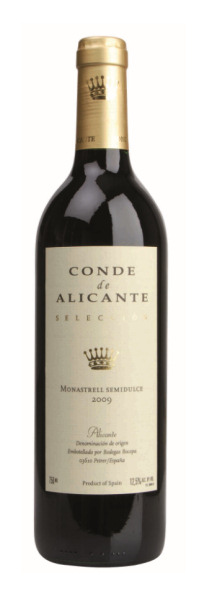Conde de Alicante Blanco Semidulce Alicante DO 2016 0,75l