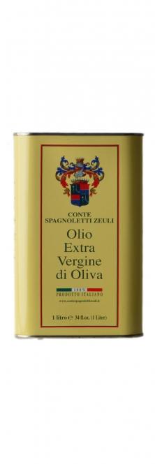Conte Spagnoletti Zeuli Olivenöl - Olio extra vergine di Oliva DOSE 1,0l