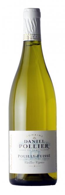 Domaine Daniel Pollier Pouilly Fuissé AOC Vieilles Vignes 2011 0,75l