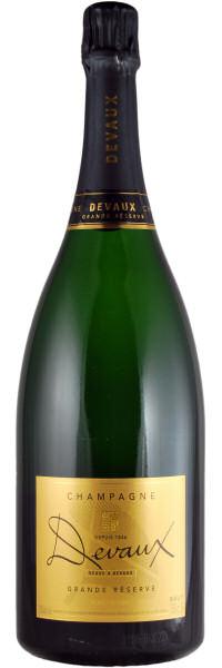 Veuve A. Devaux Champagne Grande Réserve Brut MAGNUM 1,5l