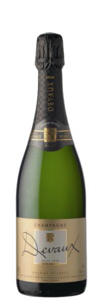 Veuve A. Devaux Champagne Grande Réserve Brut 0,75l