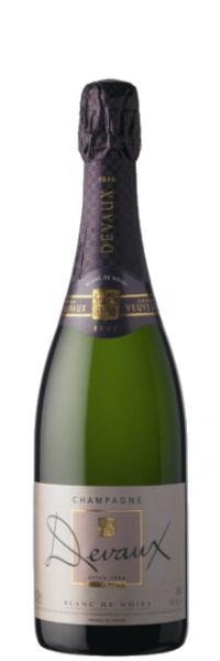 Veuve A. Devaux Champagne Blanc de Noirs Brut 0,75l