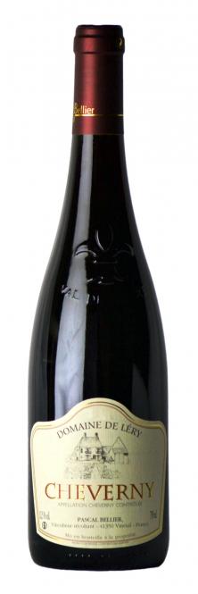 Pascal Bellier Domaine de Lery Cheverny rouge AOC 2016 0,75l