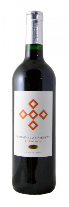 Domaine La Casenove LA COLOMINA IGP Cotes Catalanes 2013 0,75l