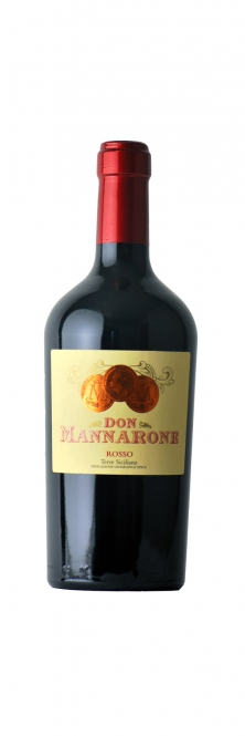 Mannara DON MANNARONE Sicilia Rosso IGT 2016 0,75l