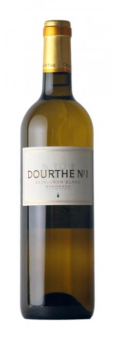 Dourthe No.1 Sauvignon Blanc Bordeaux AOC Blanc 2015 0,75l