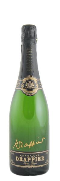 Drappier Champagne Blanc de blancs Signature Brut 0,75l
